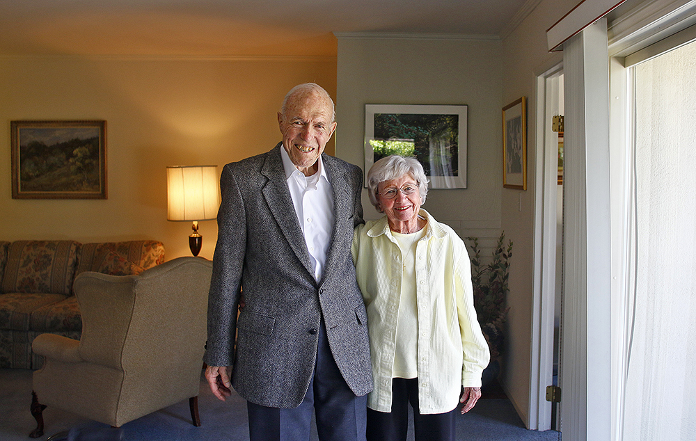 Since joining the Christian Family Movement, George and Ruth Chippendale have spent nearly six decades providing aid to parents of emotionally and mentally disabled children, feeding the homeless and taking in 20 foster children.