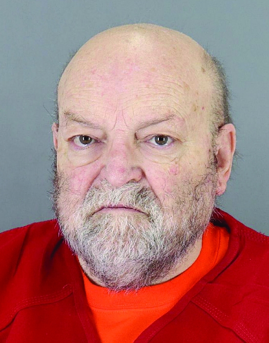 John Arthur Getreu, 74, is charged with the 1973 and 1974 strangulation murders of Leslie Marie Perlov and Janet Ann Taylor. Courtesy San Mateo County Sheriff's Office.