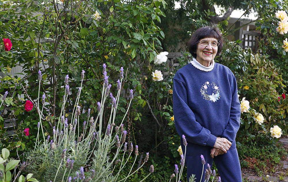 Marion Mandell has spent the better part of close to eight decades inspiring generations of Girl Scouts and strengthening community programs that help those in need, including Palo Alto's Sister City program, where she has served as the primary organizer of the Neighbors Abroad cultural-exchange program with Oaxaca, Mexico.