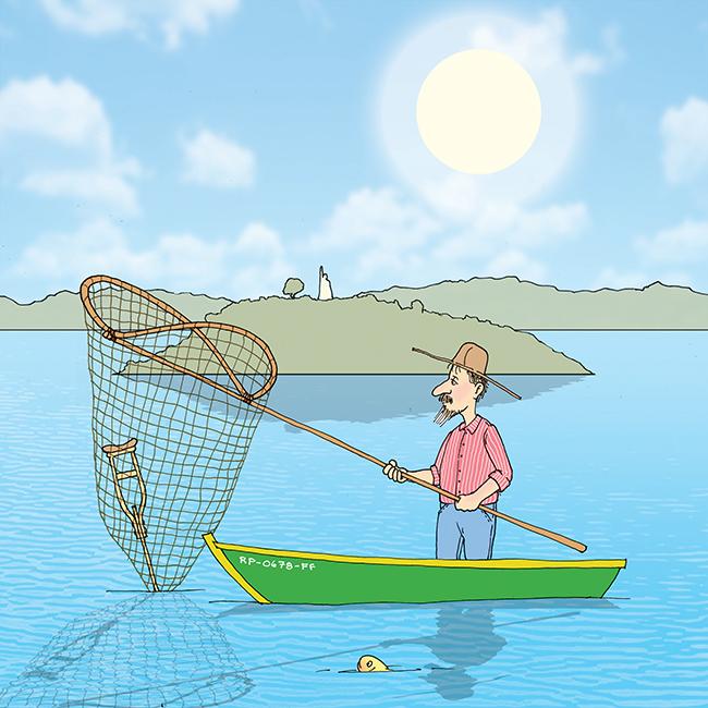 Illustration by Paul Llewellyn