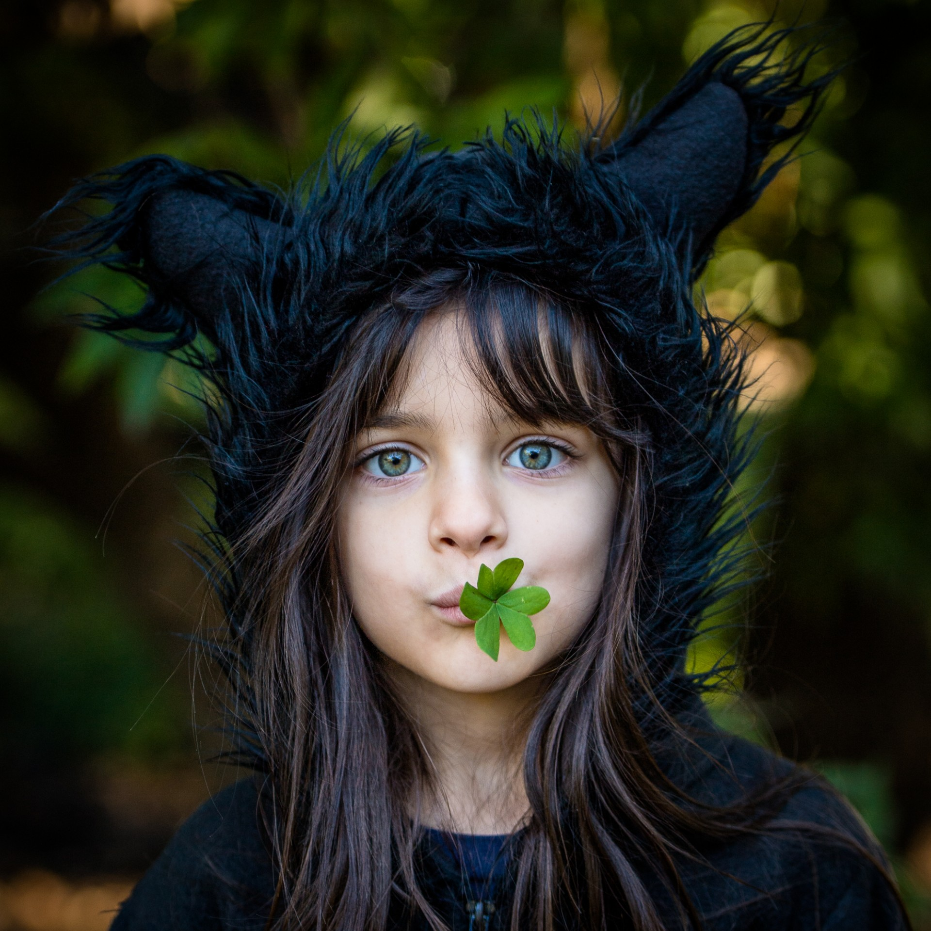 """Portraits:""""Wild Thing"""" by Paige Parsons"""