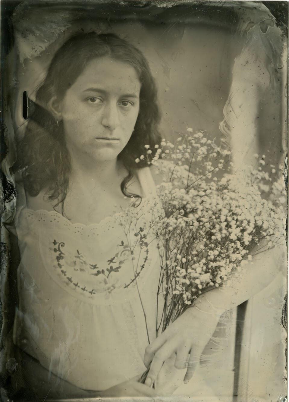 "Portraits:""Self Portrait"" by Olivia Treynor"