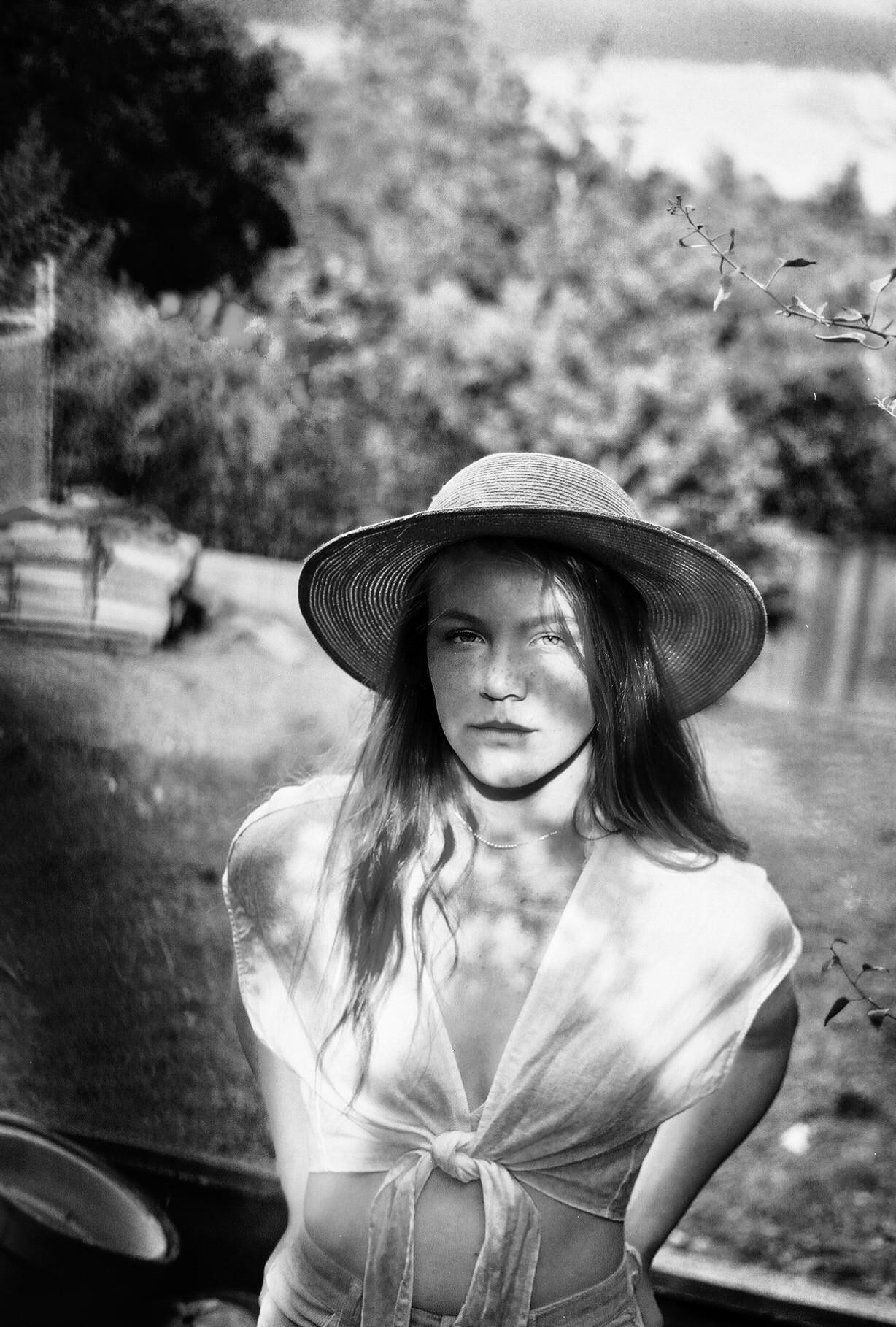"""Portraits:""""Annie"""" by Olivia Treynor"""